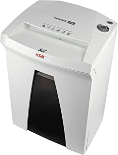 HSM SECURIO B24c, 17 to 19 Sheet, Cross-Cut, 9-Gallon Capacity Shredder
