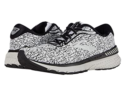 Brooks Adrenaline GTS 20 (White/Black/Desert Flower) Women
