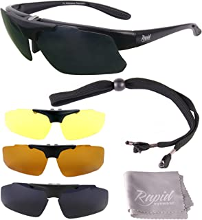 4718f5bf6a Rapid Eyewear Modelglasses 'Innovation Plus' GAFAS DE SOL PARA LENTES  GRADUADAS para RC,