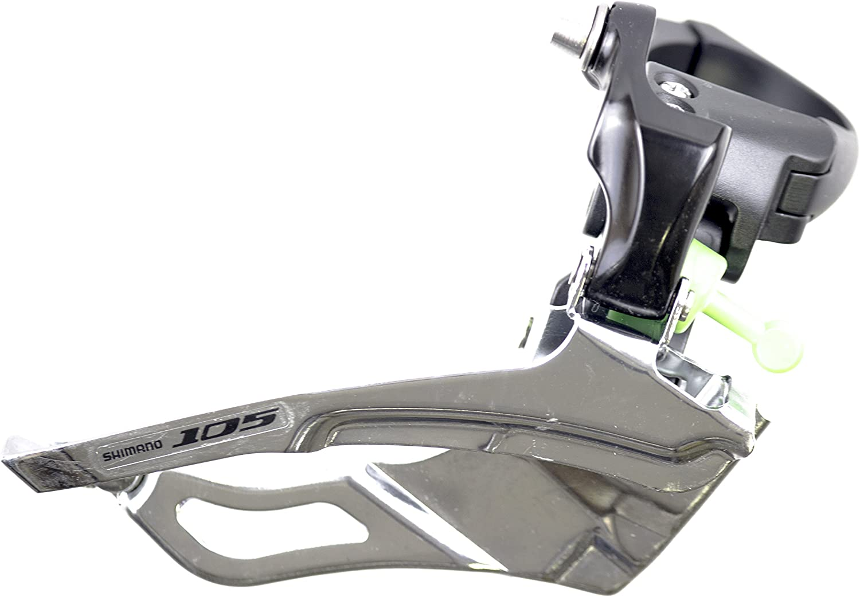 replaces FD-4403 NOS Shimano 105 9 Speed Triple Front Derailleur 31.8 FD-5504