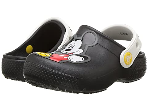 72e677b1694325 Crocs Kids FunLab Mickey Clog (Toddler Little Kid) at 6pm