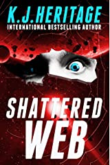 Shattered Web: (Vatic Series Book 2) Kindle Edition