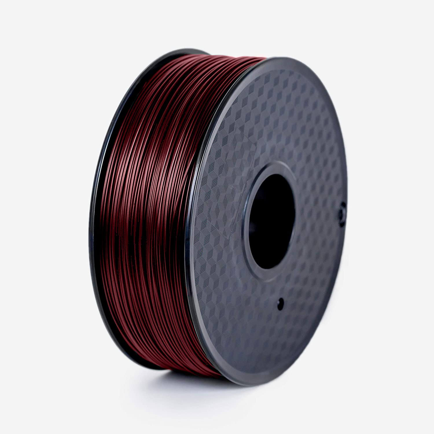 Paramount 3D Indianapolis Mall PLA Black Cherry New Orleans Mall 1.75mm Filament WMRL3005490 1kg