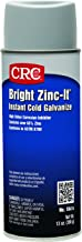 CRC 18414 Bright Zinc-It Light Duty Instant Cold Galvanize (Net Weight: 13 oz.) 16 oz. Can