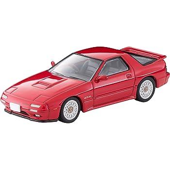 トミーテック トミカリミテッドヴィンテージ ネオ 1/64 LV-N192d マツダ サバンナRX-7 GT-X 90年式 赤 完成品 312581