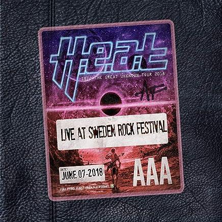 H.E.A.T. - LIVE AT SWEDEN ROCK FESTIVAL (2019) LEAK ALBUM