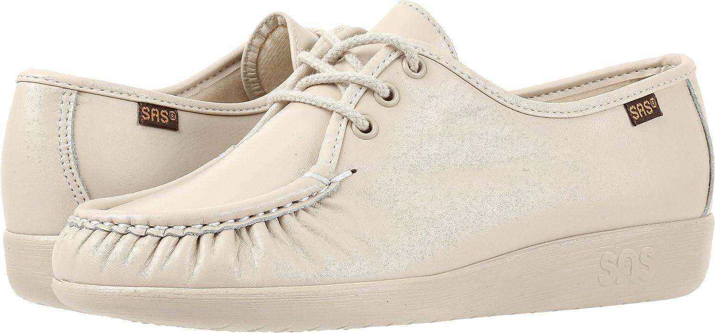 SAS Kvinnlig Siesta Lace -up Comfort Comfort Comfort skor, Bone  billigt och mode