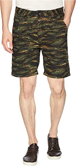Derick Tiger Camo Shorts