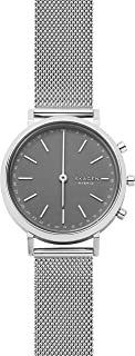 SKAGEN Women's SKT1409 Year-Round Smart Quartz Silver Band Watch