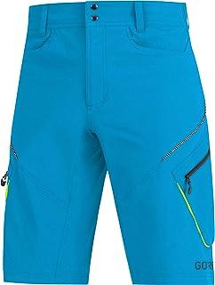 GORE WEAR, Uomo, Pantaloncini MTB Traspiranti, Gore C3 Trail Shorts, 100047