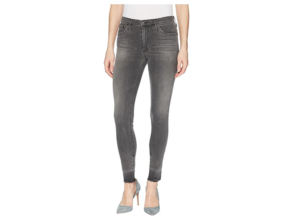 AG Adriano Goldschmied Farrah Ankle in 12 Years Shadow Ash (12 Years Shadow) Women's Jeans