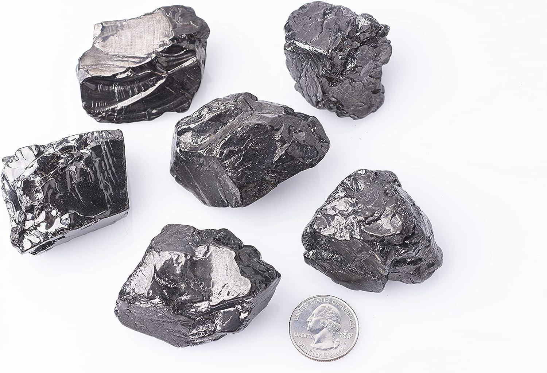 Keled Rocks Sale item Elite Shungite Stones - 1 XL 240 Elegant 2 lbs Grams Size
