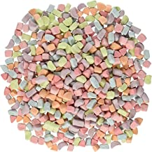 RiverFinn Charming Dehydrated Cereal Marshmallow Bits. Assorted, Delicious Colors and Shapes. 2 Lbs.(32 oz.)