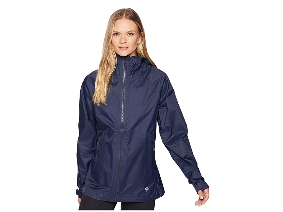 Mountain Hardwear Exponent Jacket (Dark Zinc) Women