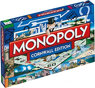 Best cornwall monopoly board game Reviews