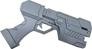 AestheticCosplay Zero Suit Samus Paralyser Gun Prop   3D Printed Samus Replica Prop   Samus Aran