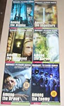 Shadow Children Series Books 1-6 Contains Among the Hidden, Haddix Among the Imposters, Haddix Among the Betrayed, Haddix ...
