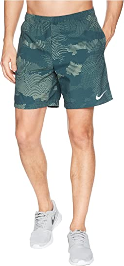 "Nike Dry Challenger Shorts 7"" Print"