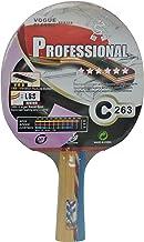 kounga Unisex Giant Dragon 6 sterren professionele tennisracket, rood/zwart, eenheidsmaat