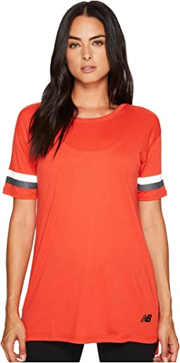NB Athletics Tunic Tee