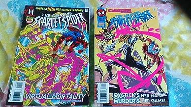 Amazing Scarlet Spider (1995 series) #1