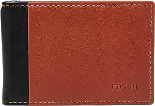 Fossil Ward Black Men's Wallet (ML3920001)