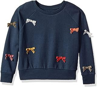 Gymboree Girls' Big Long Sleeve Pullover Sweater