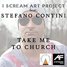 take me to church album art