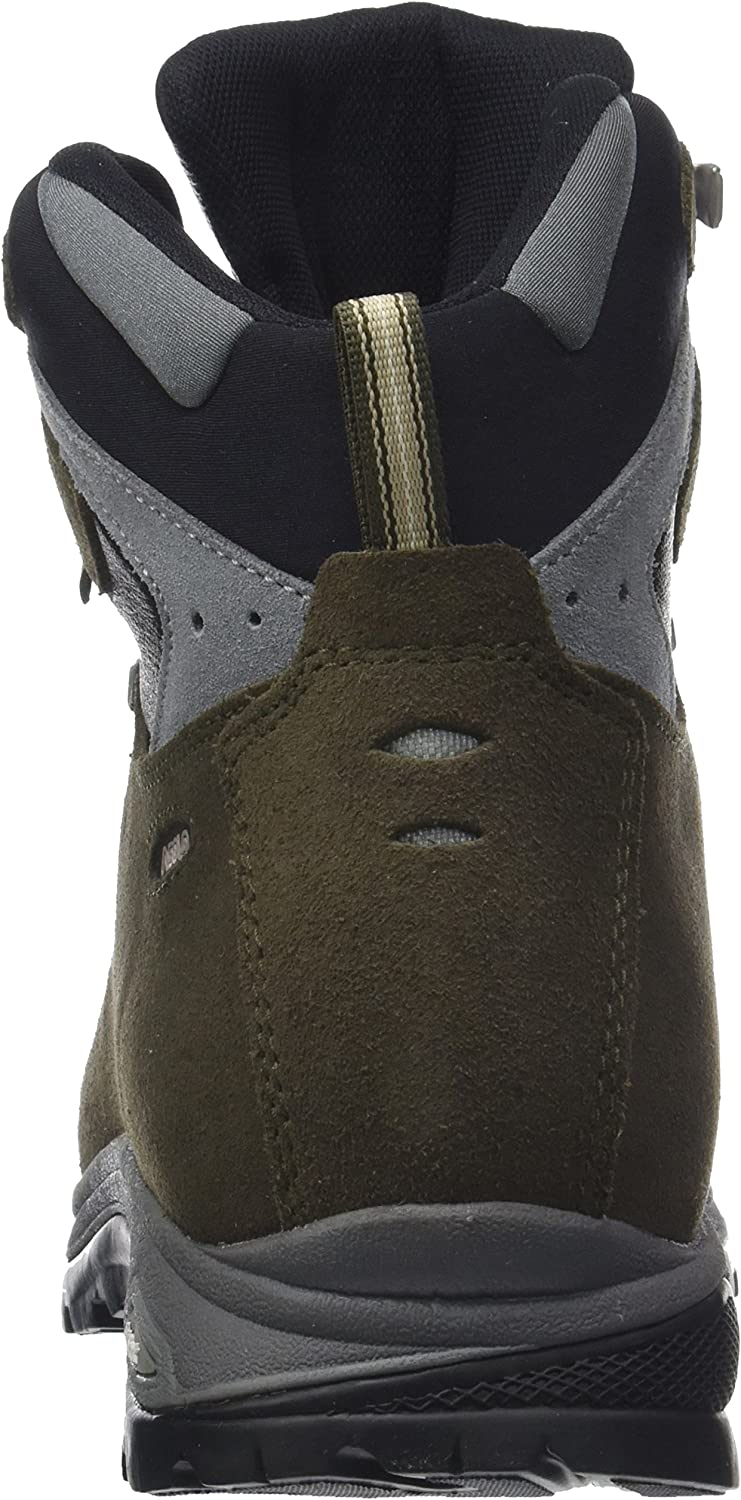 Asolo Mens Greenwood Gv Mm High Rise Hiking Boots