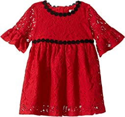 Lace Dress (Toddler/Little Kids)