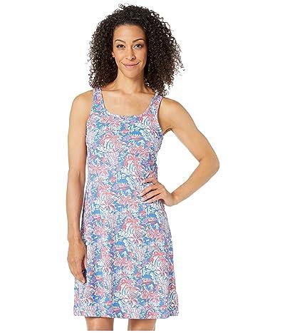 Columbia Freezertm III Dress (Vivid Blue Hawaii) Women
