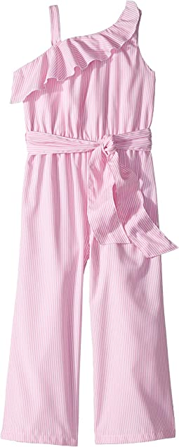Thalia Jumpsuit with Tie (Toddler/Little Kids)