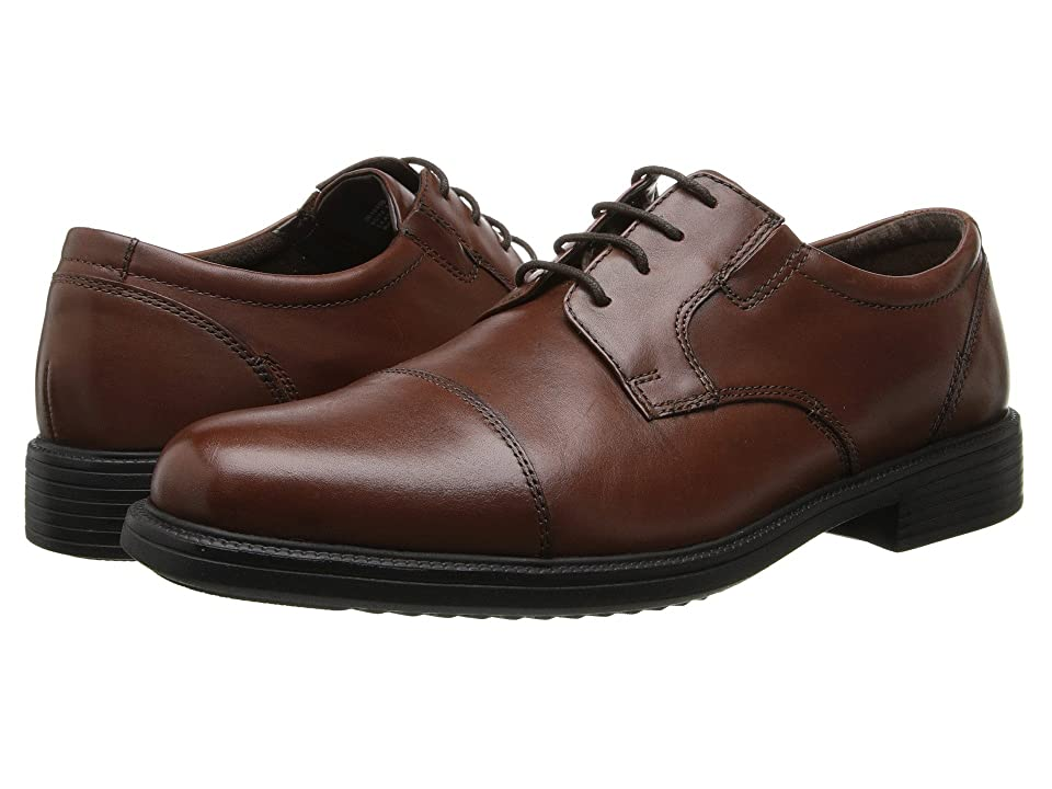 Bostonian Bardwell Limit (Brown Leather) Men