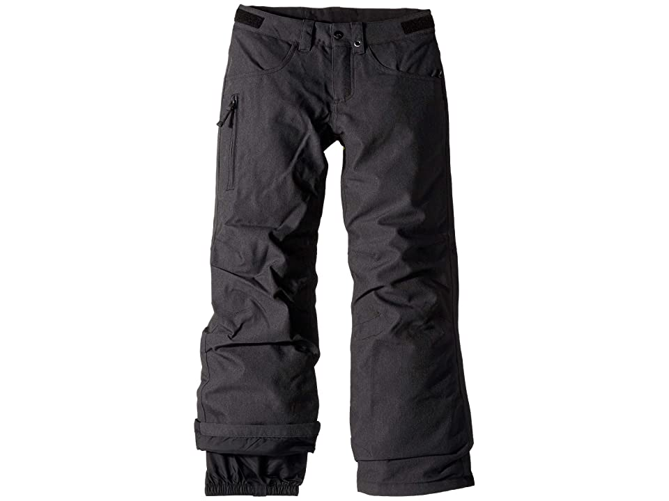 Burton Kids Barnstorm Pants (Little Kids/Big Kids) (Black Denim) Boy