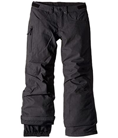 Burton Kids Barnstorm Pants (Little Kids/Big Kids) (Black Denim) Boy