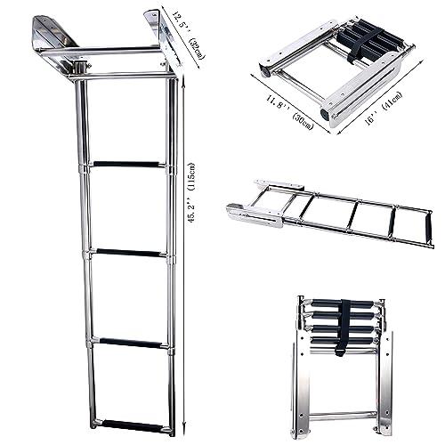 Swim Deck Ladders: Amazon com