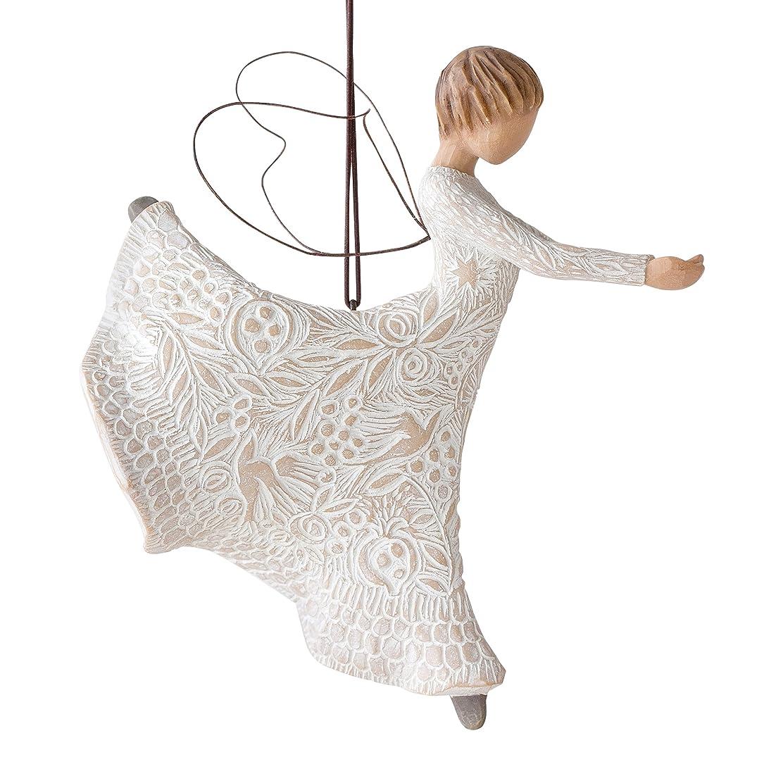 洗う真っ逆さまビジュアルウィローツリー オーナメント 【Dance of Life】 - 生命のダンス アンティーク ツリー飾り