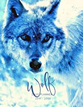 Planner July 2019- June 2020 White Wolf Monthly Weekly Daily Calendar: Academic Hourly Organizer In 15 Minute Interval; Appointment Calendar With ... Journal Diary With Quotes & Julian Dates