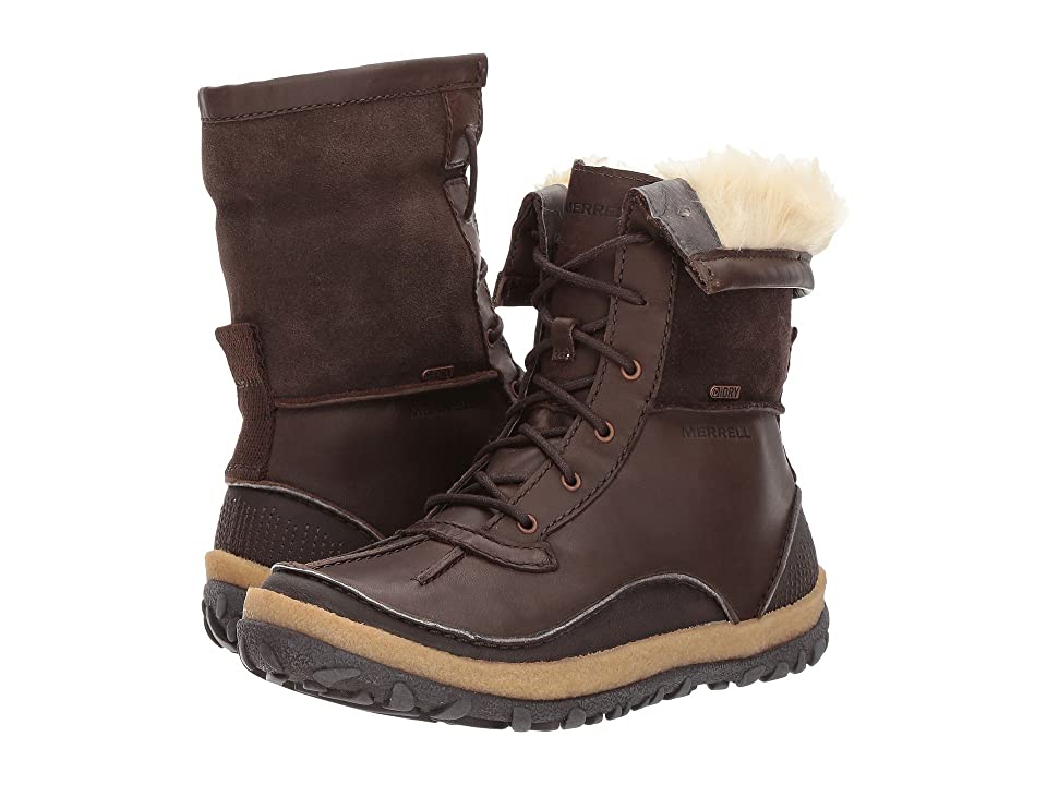 Merrell Tremblant Mid Polar Waterproof (Espresso) Women