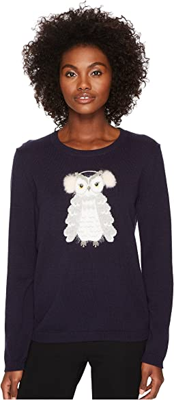 Kate Spade New York - Owl Sweater