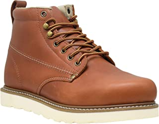 Work Boots Men's 6
