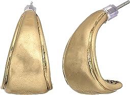 The Sak Small Layered Hoop Earrings