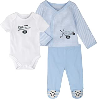 7bc0f6f9525 Amazon.com: NHL - Baby Clothing / Clothing: Sports & Outdoors