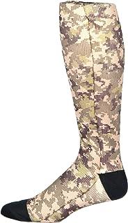 Prince Daniel Men's Therapeutic Compression Sock, Digital Camo, 8-15 Mmhg, Mild