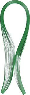 Quilled Creations Quilling Paper, 1/4-Inch, Leaf Green, 50 Per Package