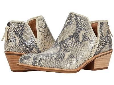 Sofft Abena (Black/Cream Summer Snake Print) High Heels