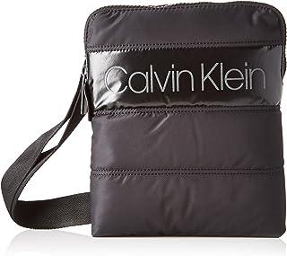 Calvin Klein Puffer Flat Crossover - Shoppers y bolsos de hombro Hombre