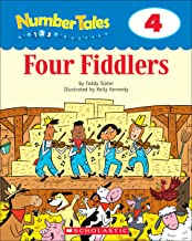 Number Tales: Four Fiddlers