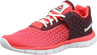 Reebok Z Dual Rush 2.0 Womens Running Trainers - Red