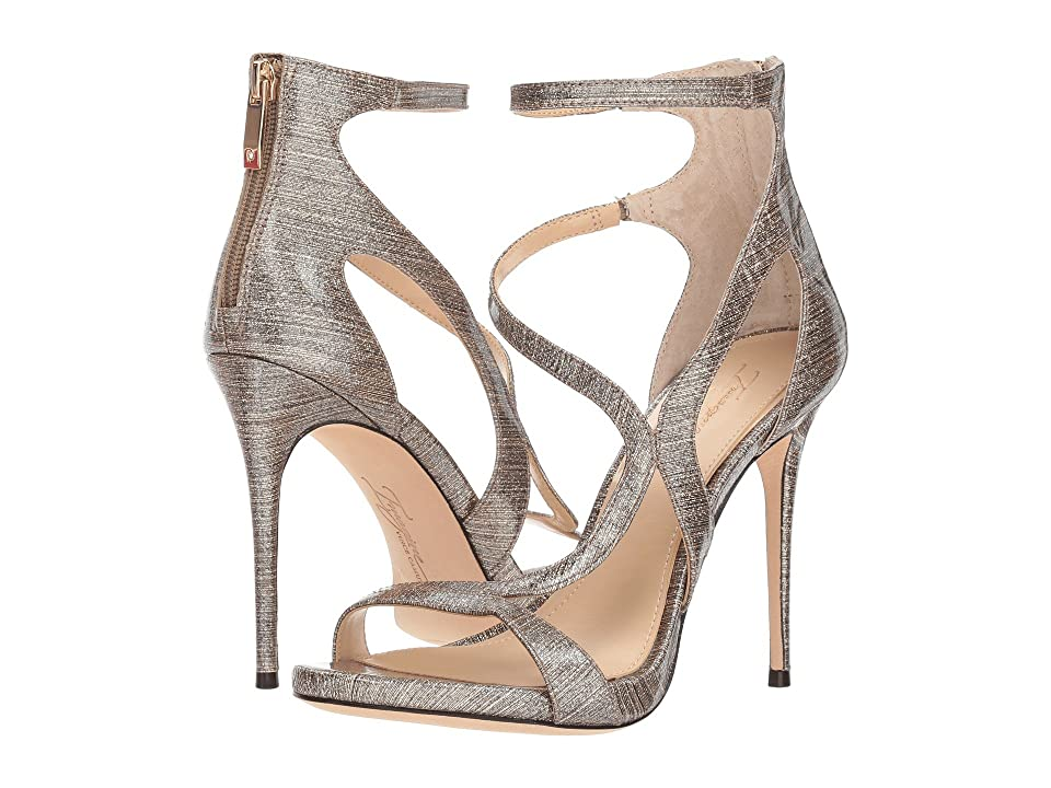 Vince Camuto Demet (Soft Gold Orion Leather) High Heels